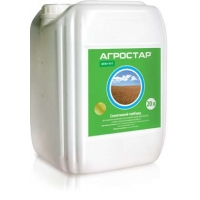 Гербіцид АГРОСТАР, РК (2-метил-4-хлорфеноксиоцтової кислоти аміннасіль 500 г/л, у кислотному еквіваленті, 410 г/л.)