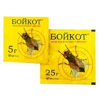 Отруйна принада від мух Бойкот, в.г. ( метоміл, 10 г/кг)