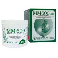 Гербіцид ММ 600, з.п. (метсульфурон-метил, 600 г/кг)